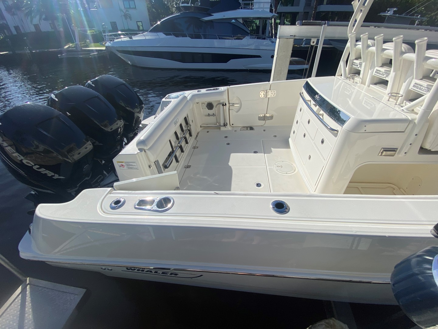 Boston Whaler-350 Outrage 2015-D STRACTION Fort Lauderdale-Florida-United States-1560617   Thumbnail