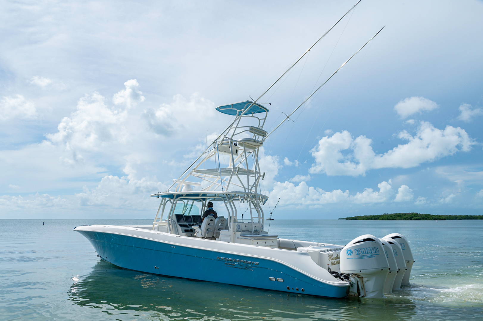 Hydra-Sports-4200 SF 2014-S3XY Key Largo-Florida-United States-1541240   Thumbnail
