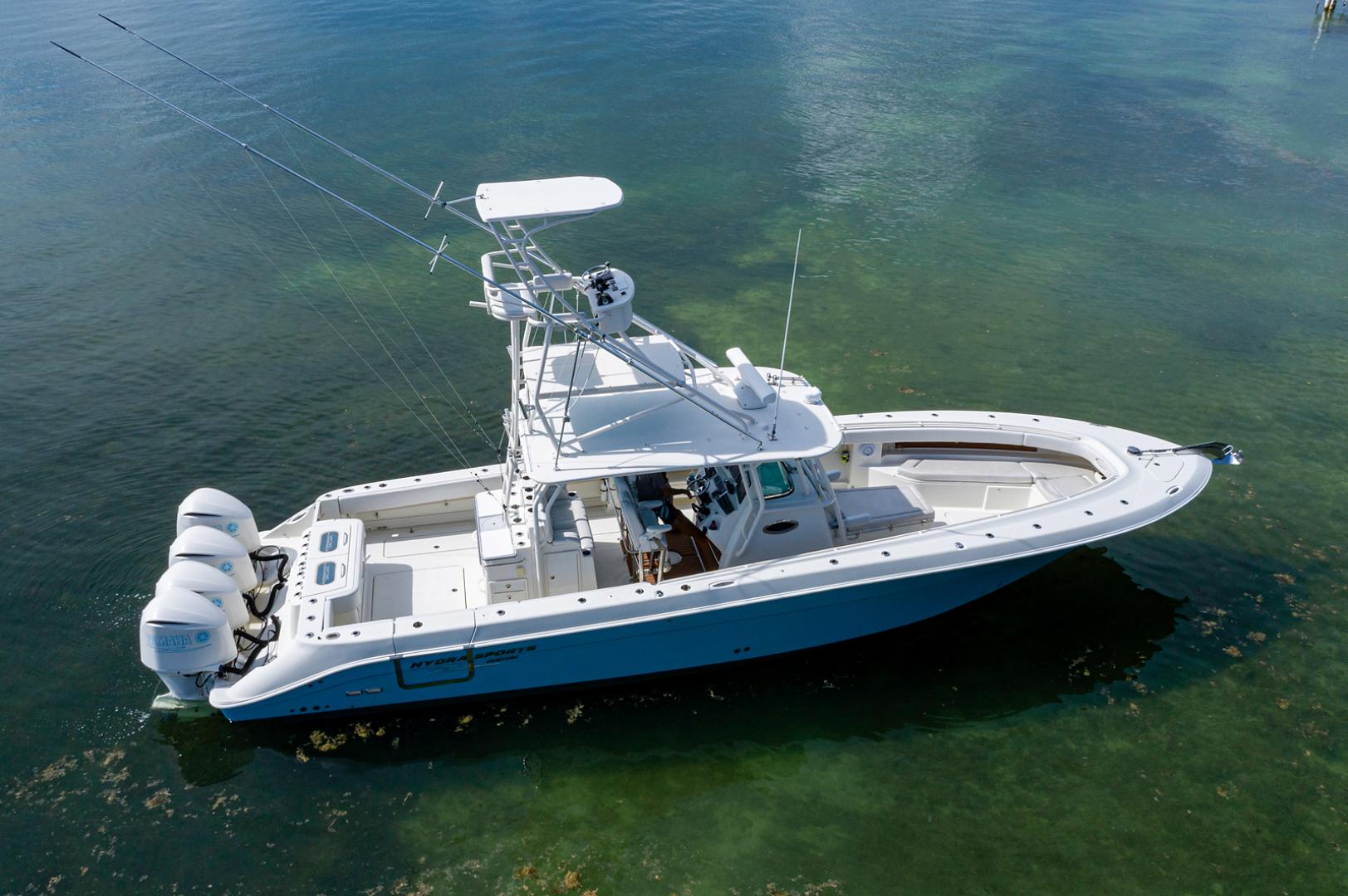 Hydra-Sports-4200 SF 2014-S3XY Key Largo-Florida-United States-1541147   Thumbnail