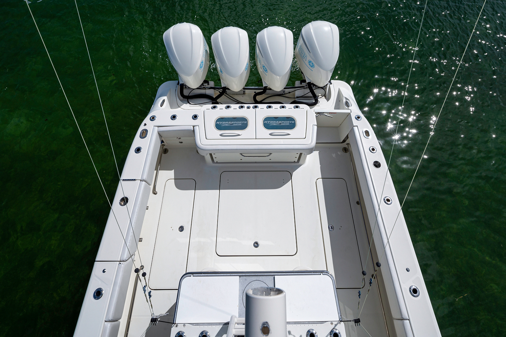 Hydra-Sports-4200 SF 2014-S3XY Key Largo-Florida-United States-1541275   Thumbnail