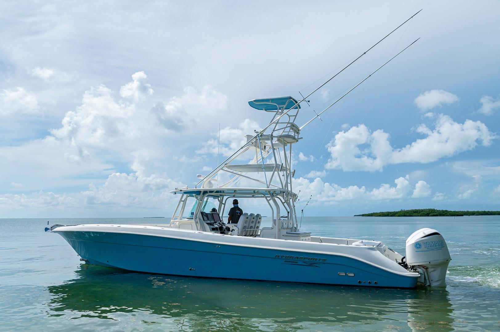 Hydra-Sports-4200 SF 2014-S3XY Key Largo-Florida-United States-1541233   Thumbnail