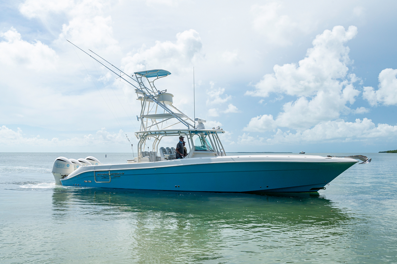 Hydra-Sports-4200 SF 2014-S3XY Key Largo-Florida-United States-1541222   Thumbnail