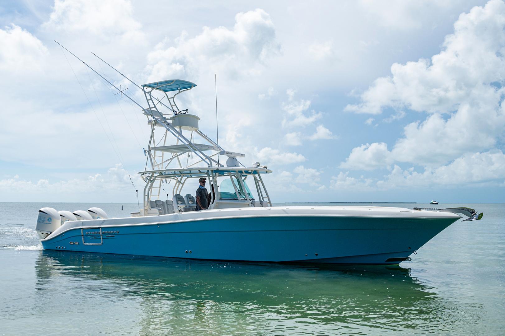 Hydra-Sports-4200 SF 2014-S3XY Key Largo-Florida-United States-1541221   Thumbnail