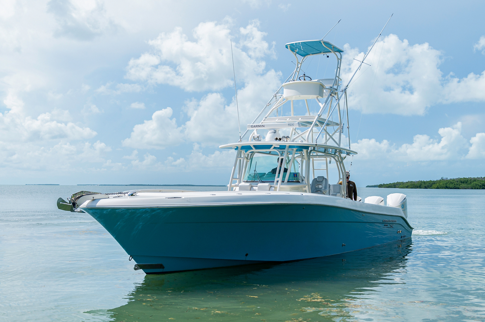 Hydra-Sports-4200 SF 2014-S3XY Key Largo-Florida-United States-1541228   Thumbnail