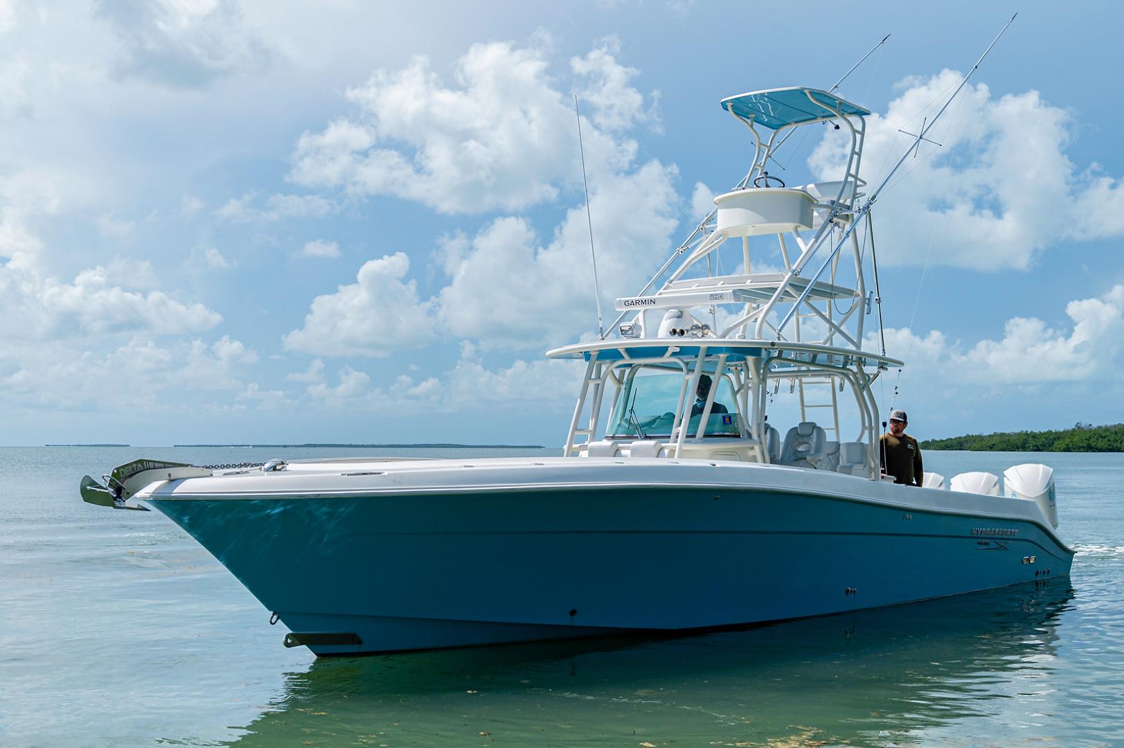 Hydra-Sports-4200 SF 2014-S3XY Key Largo-Florida-United States-1541229   Thumbnail