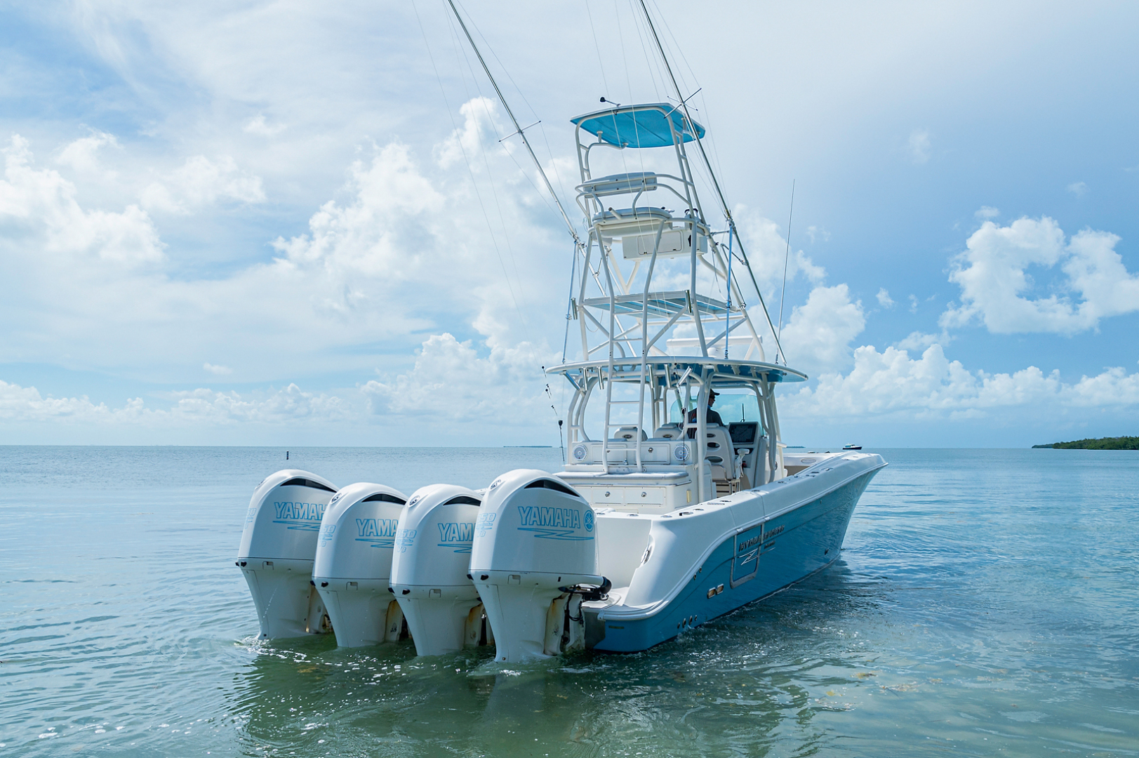 Hydra-Sports-4200 SF 2014-S3XY Key Largo-Florida-United States-1541266   Thumbnail