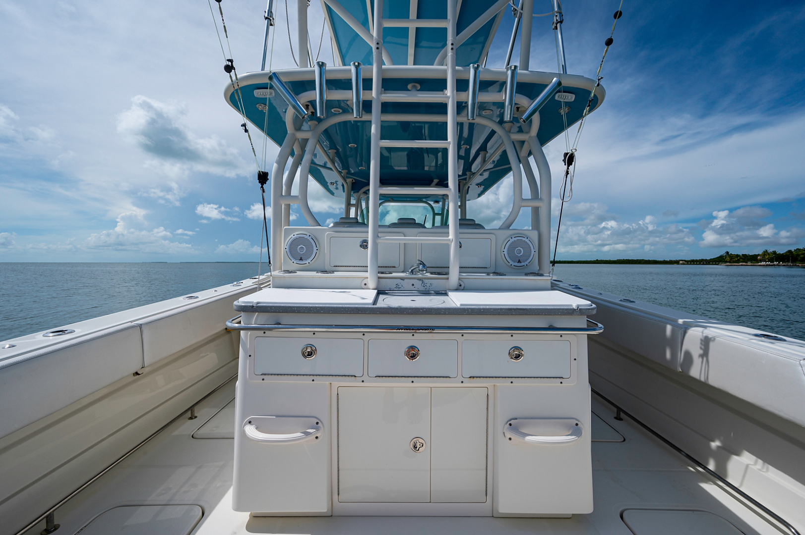 Hydra-Sports-4200 SF 2014-S3XY Key Largo-Florida-United States-1541201   Thumbnail
