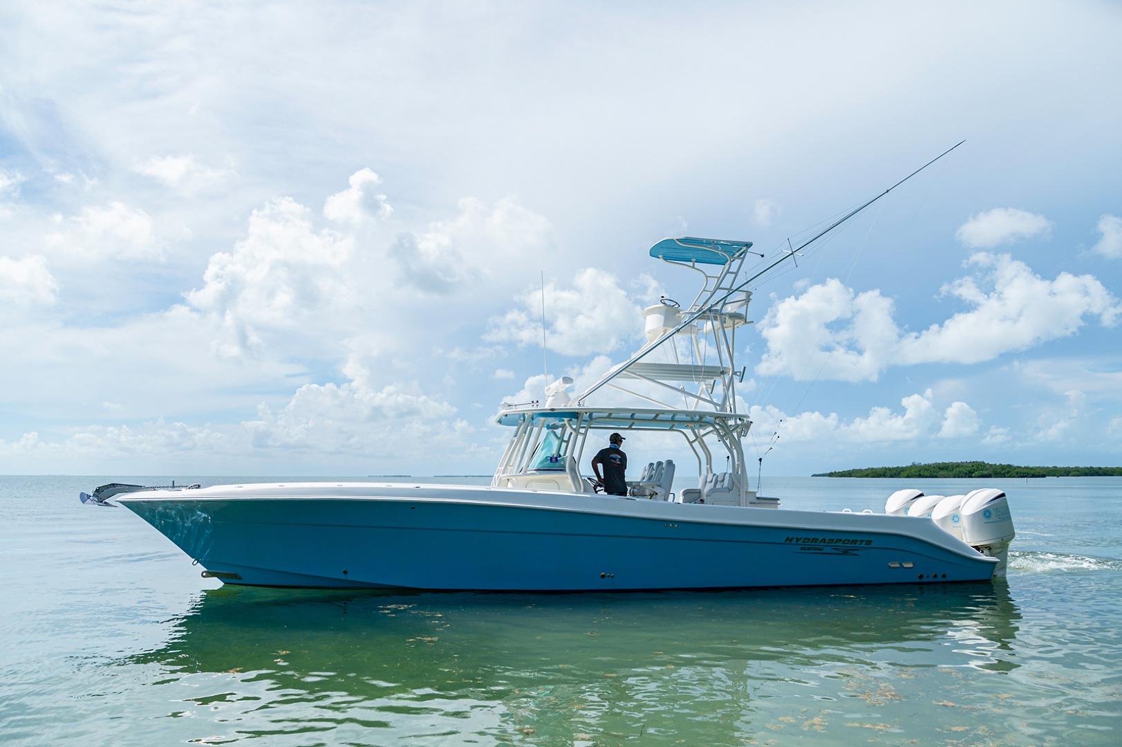 Hydra-Sports-4200 SF 2014-S3XY Key Largo-Florida-United States-1541231   Thumbnail