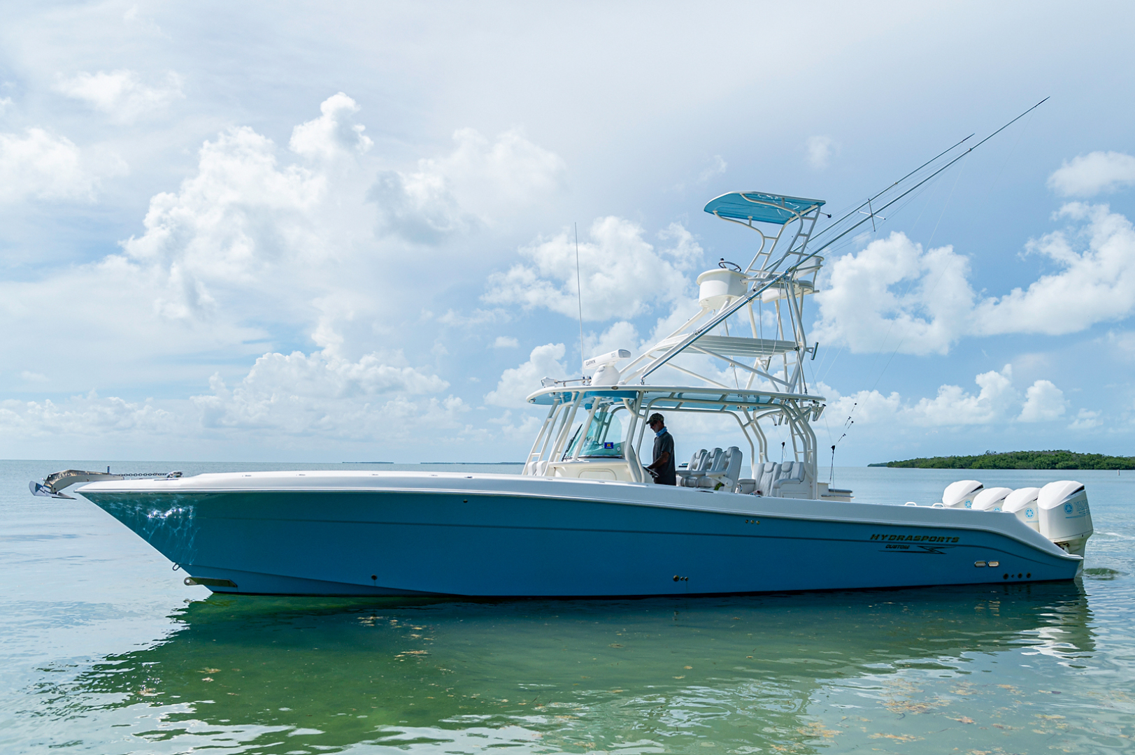Hydra-Sports-4200 SF 2014-S3XY Key Largo-Florida-United States-1541230   Thumbnail