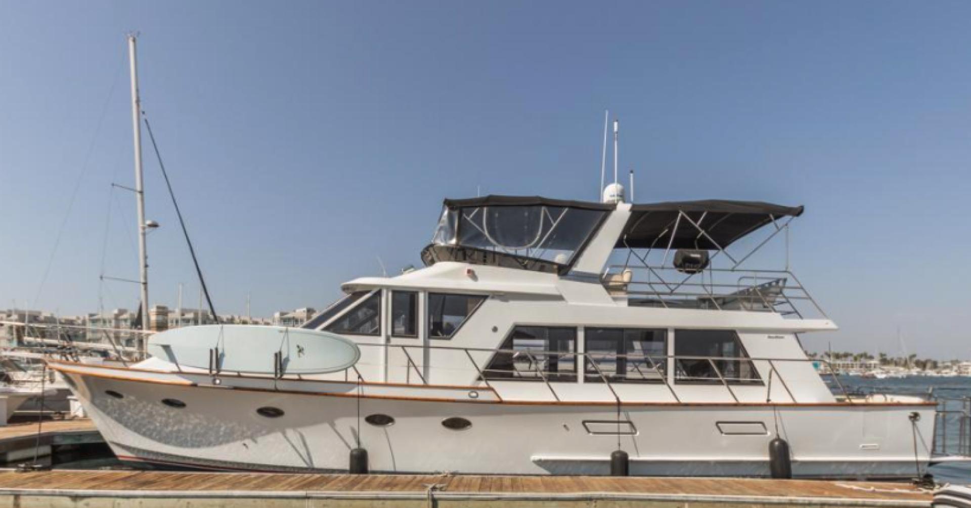 Ocean Alexander-Pilothouse 1990-Liviathan Marina Del Rey-United States-1541406 | Thumbnail