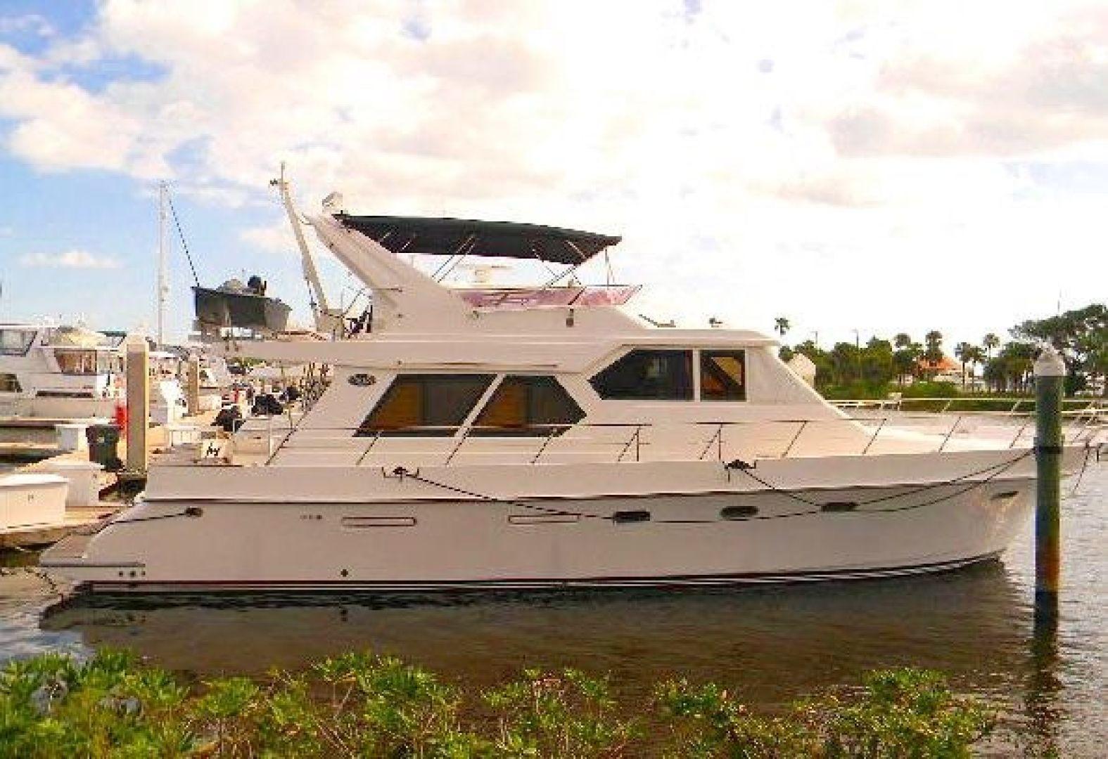 Symbol-557 Pilothouse Yacht 1999 -Florida-United States-1542418   Thumbnail