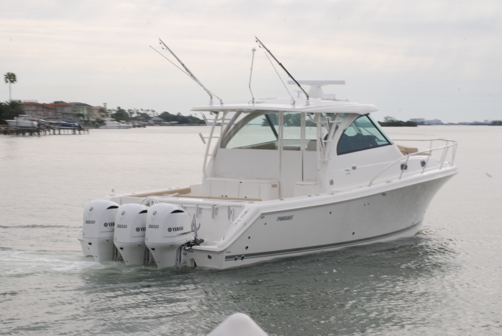 Pursuit-385 Offshore 2021-Alegria Dunedin-Florida-United States-1566171 | Thumbnail