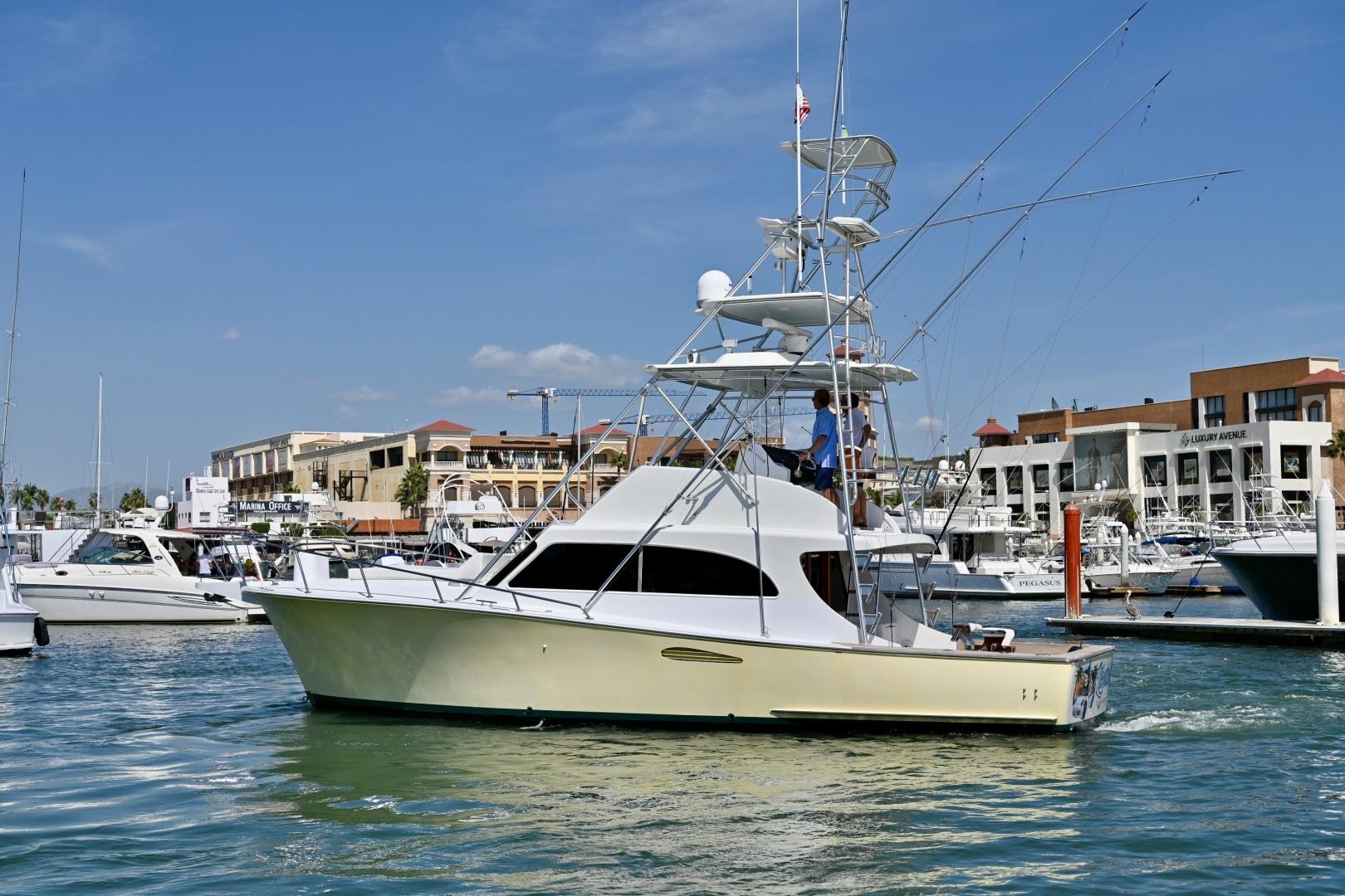 G&S Boats-40 Convertible 1983-Libertad Cabo San Lucas-Mexico-1543734 | Thumbnail