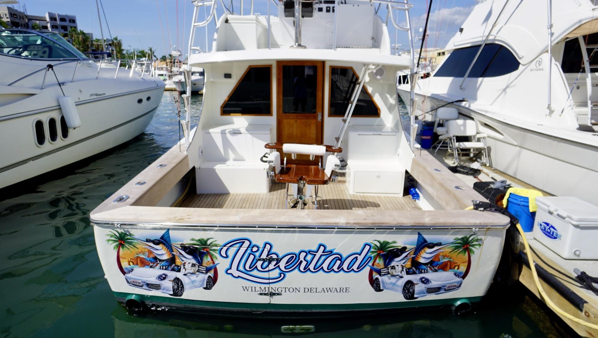 G&S Boats-40 Convertible 1983-Libertad Cabo San Lucas-Mexico-1544227 | Thumbnail