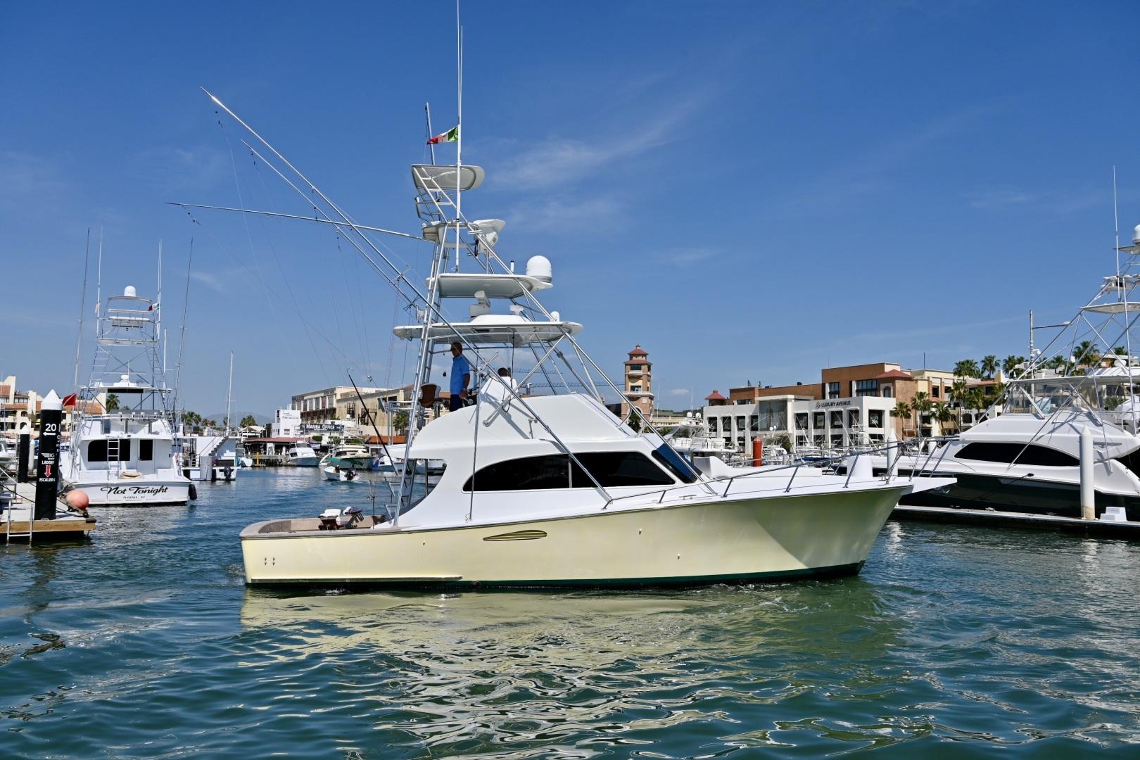 G&S Boats-40 Convertible 1983-Libertad Cabo San Lucas-Mexico-1543728 | Thumbnail