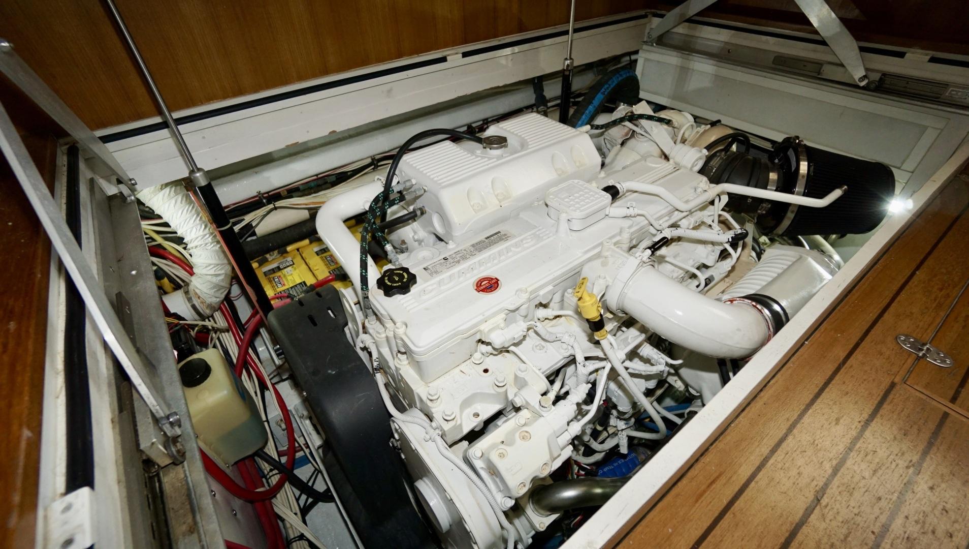 G&S Boats-40 Convertible 1983-Libertad Cabo San Lucas-Mexico-1543776 | Thumbnail