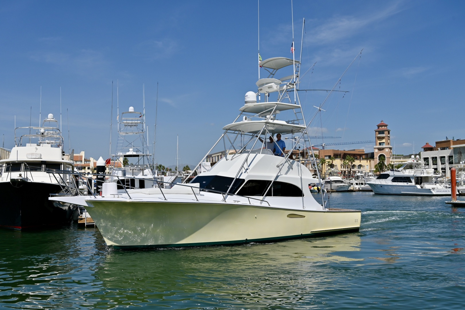 G&S Boats-40 Convertible 1983-Libertad Cabo San Lucas-Mexico-1543732 | Thumbnail