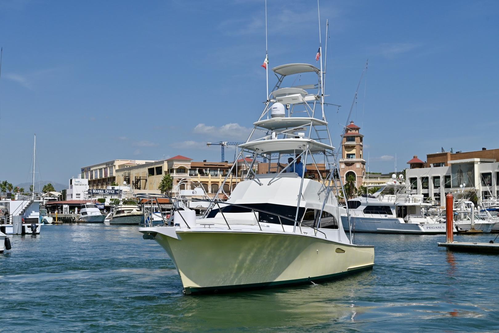 G&S Boats-40 Convertible 1983-Libertad Cabo San Lucas-Mexico-1543731 | Thumbnail