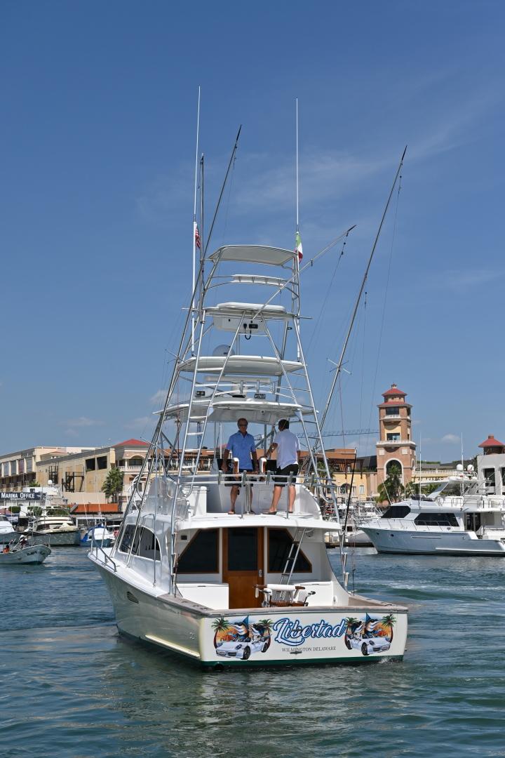 G&S Boats-40 Convertible 1983-Libertad Cabo San Lucas-Mexico-1543735 | Thumbnail