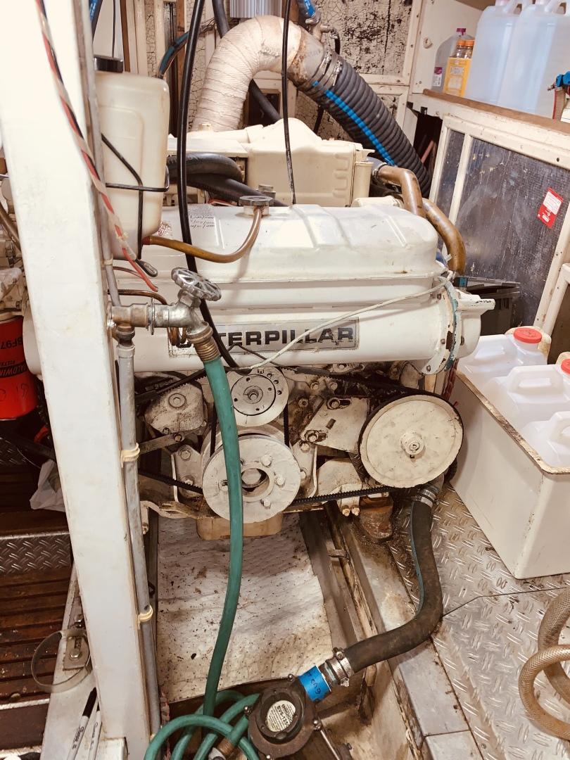 Grand Banks-49 Motor Yacht 1984-Little Red Scottsboro-Alabama-United States-1544133 | Thumbnail