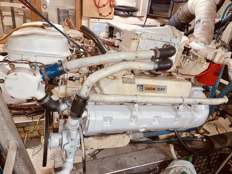 Grand Banks-49 Motor Yacht 1984-Little Red Scottsboro-Alabama-United States-1544135 | Thumbnail