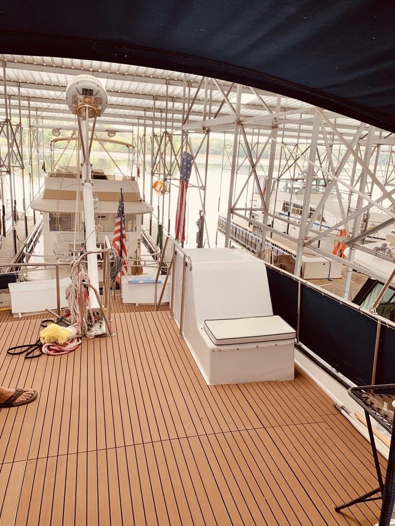 Grand Banks-49 Motor Yacht 1984-Little Red Scottsboro-Alabama-United States-1544059 | Thumbnail