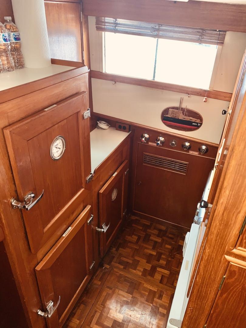Grand Banks-49 Motor Yacht 1984-Little Red Scottsboro-Alabama-United States-1544100 | Thumbnail