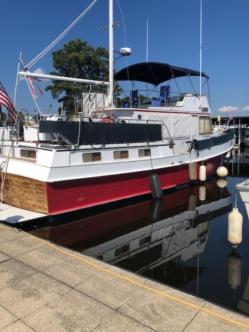 Grand Banks-49 Motor Yacht 1984-Little Red Scottsboro-Alabama-United States-1543999 | Thumbnail