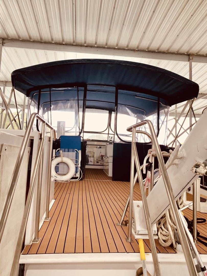 Grand Banks-49 Motor Yacht 1984-Little Red Scottsboro-Alabama-United States-1544024 | Thumbnail