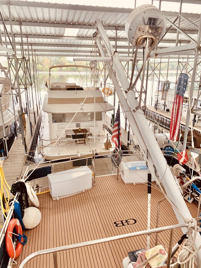 Grand Banks-49 Motor Yacht 1984-Little Red Scottsboro-Alabama-United States-1544062 | Thumbnail