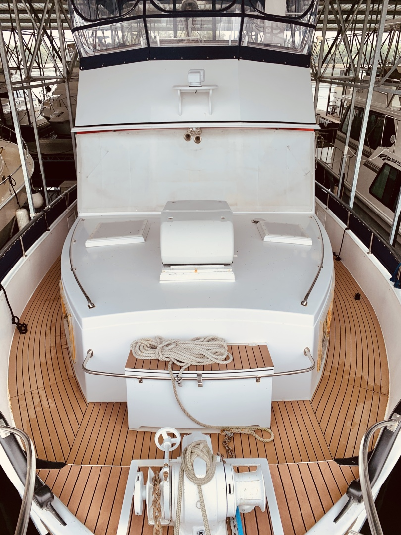 Grand Banks-49 Motor Yacht 1984-Little Red Scottsboro-Alabama-United States-1544006 | Thumbnail