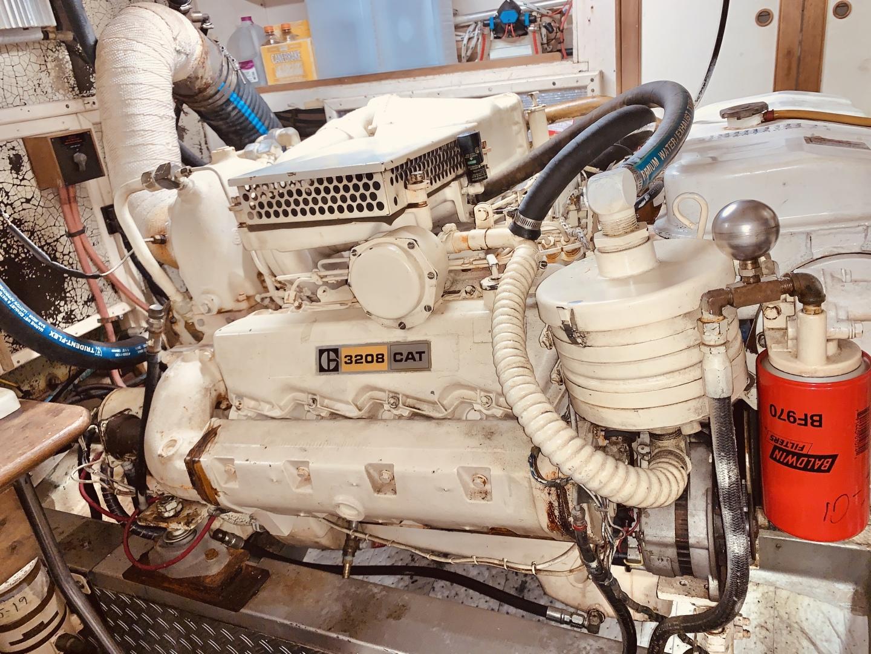 Grand Banks-49 Motor Yacht 1984-Little Red Scottsboro-Alabama-United States-1544134 | Thumbnail