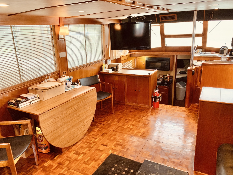 Grand Banks-49 Motor Yacht 1984-Little Red Scottsboro-Alabama-United States-1544072 | Thumbnail