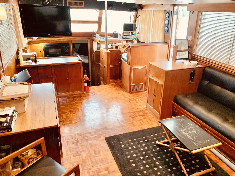 Grand Banks-49 Motor Yacht 1984-Little Red Scottsboro-Alabama-United States-1544082 | Thumbnail