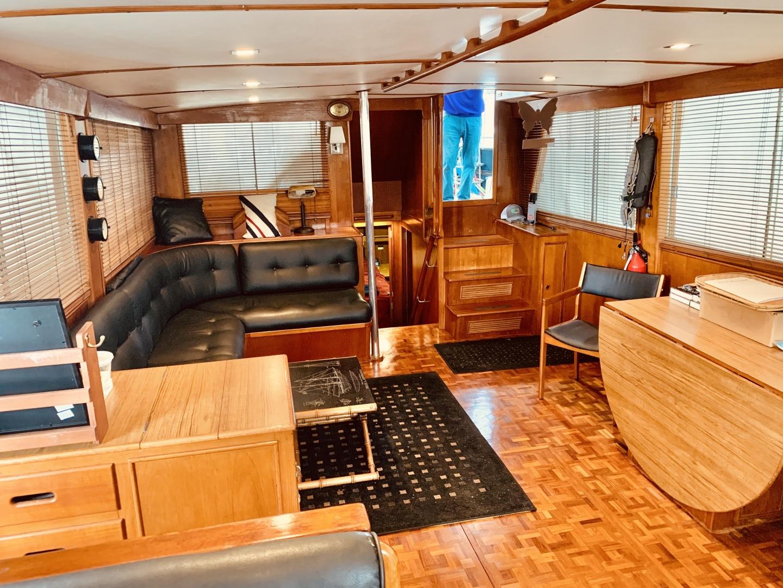 Grand Banks-49 Motor Yacht 1984-Little Red Scottsboro-Alabama-United States-1544079 | Thumbnail