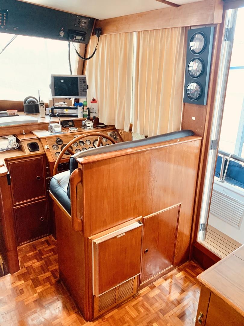 Grand Banks-49 Motor Yacht 1984-Little Red Scottsboro-Alabama-United States-1544089 | Thumbnail