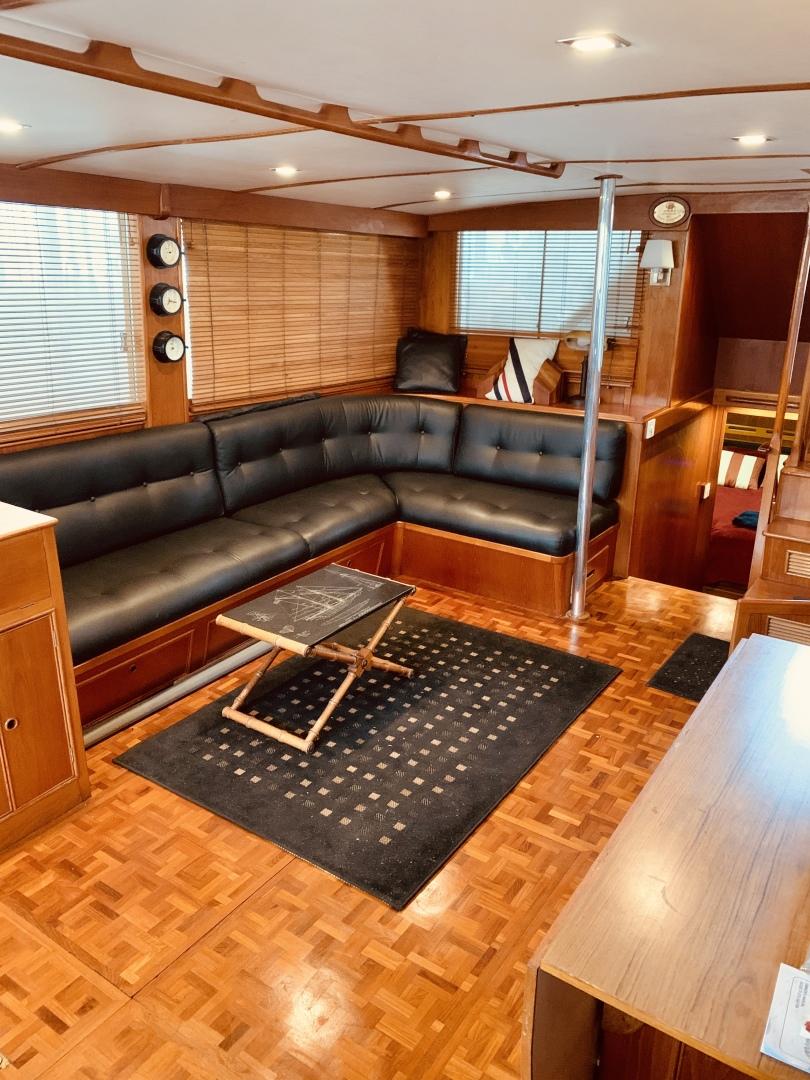 Grand Banks-49 Motor Yacht 1984-Little Red Scottsboro-Alabama-United States-1544077 | Thumbnail