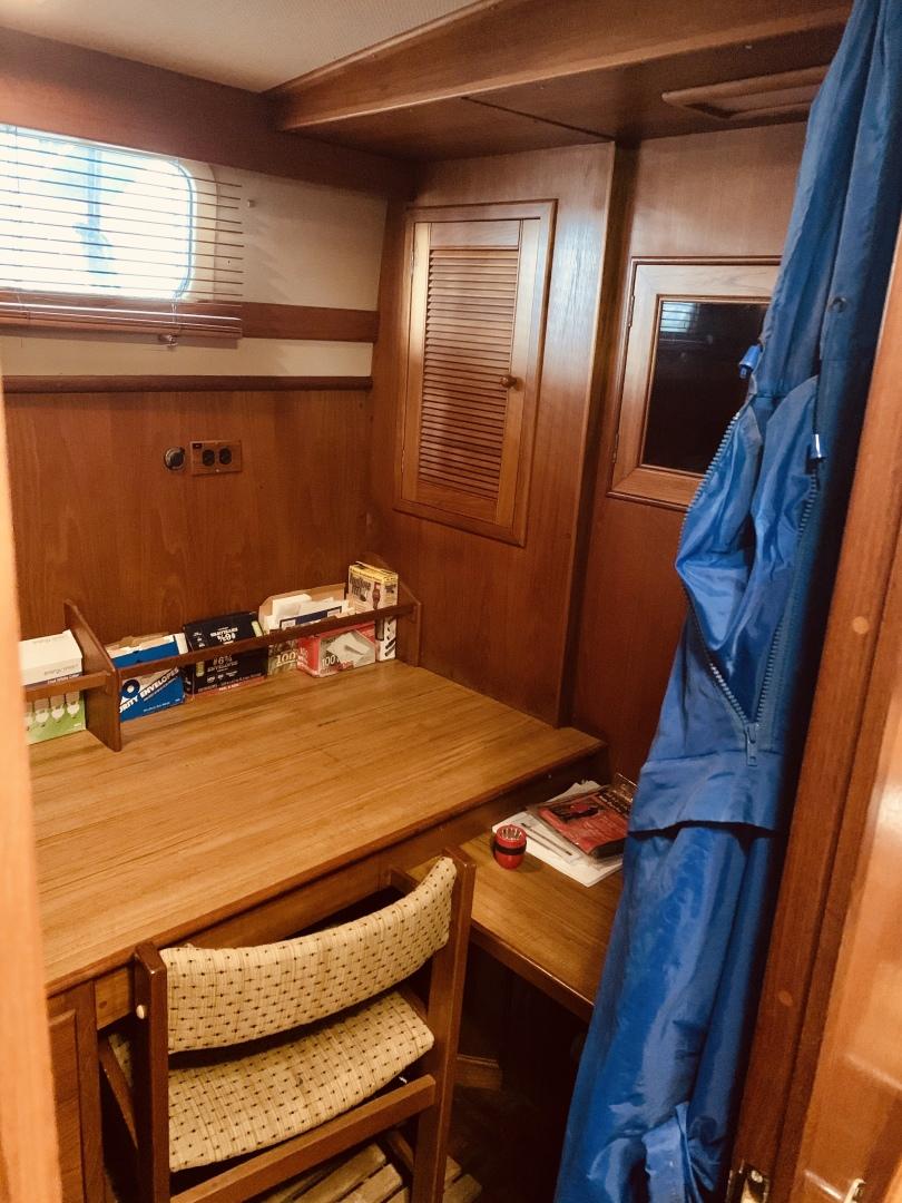 Grand Banks-49 Motor Yacht 1984-Little Red Scottsboro-Alabama-United States-1544117 | Thumbnail
