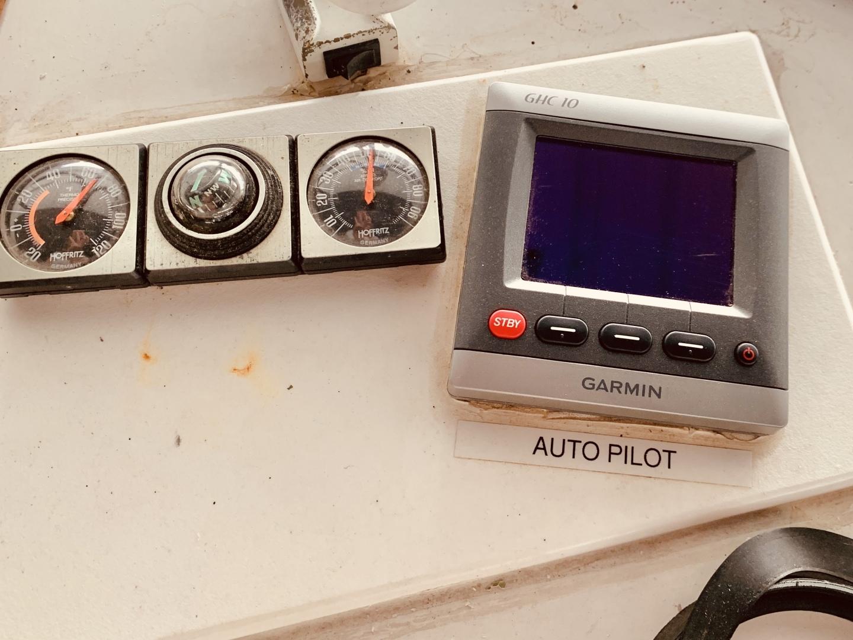 Grand Banks-49 Motor Yacht 1984-Little Red Scottsboro-Alabama-United States-1544039 | Thumbnail