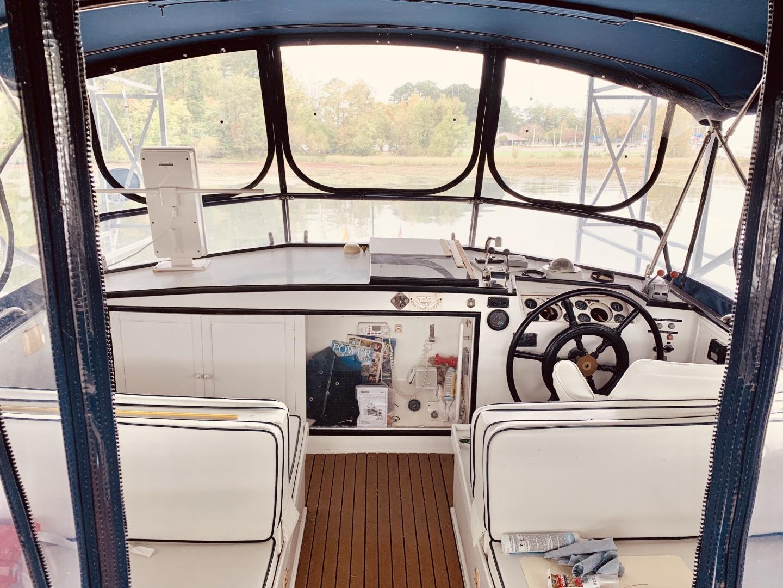Grand Banks-49 Motor Yacht 1984-Little Red Scottsboro-Alabama-United States-1544037 | Thumbnail