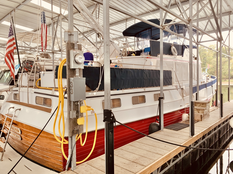 Grand Banks-49 Motor Yacht 1984-Little Red Scottsboro-Alabama-United States-1544001 | Thumbnail