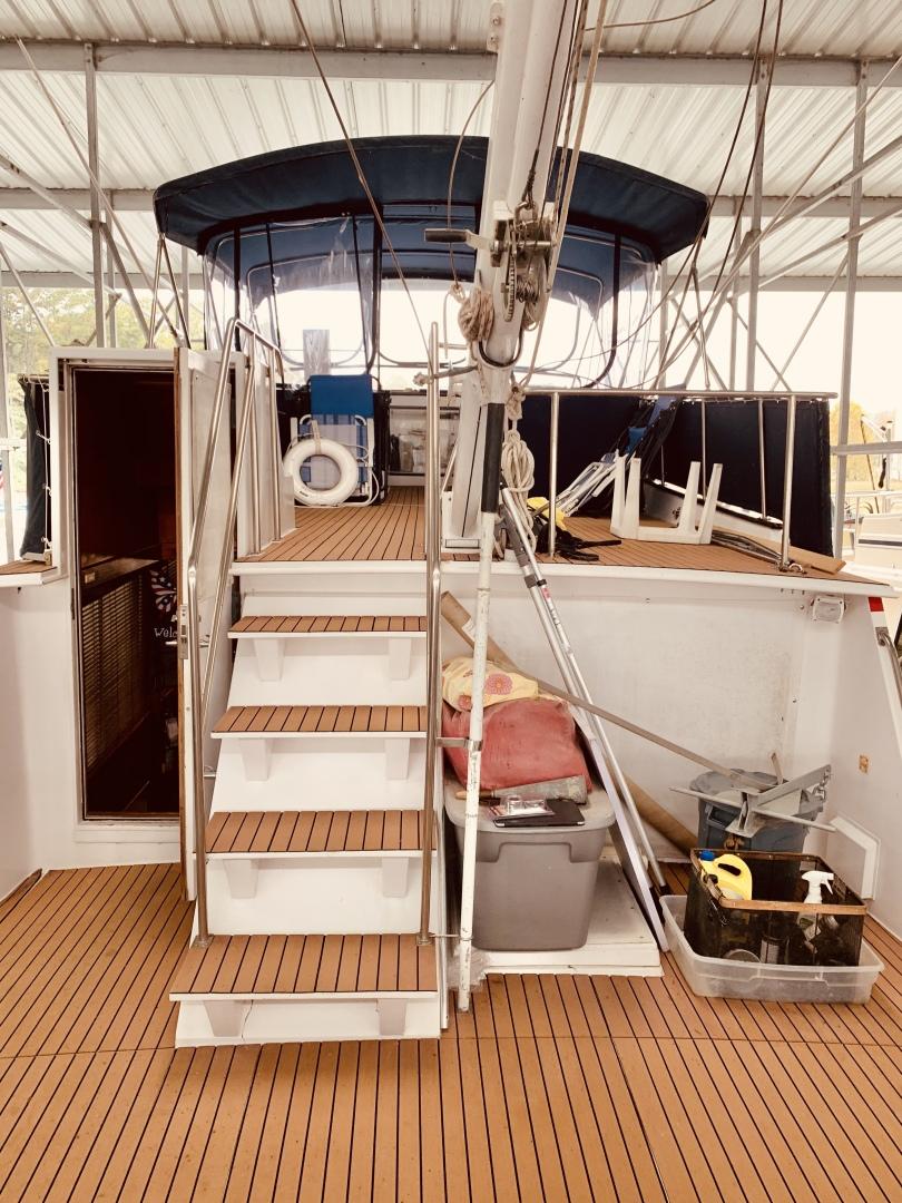 Grand Banks-49 Motor Yacht 1984-Little Red Scottsboro-Alabama-United States-1544025 | Thumbnail