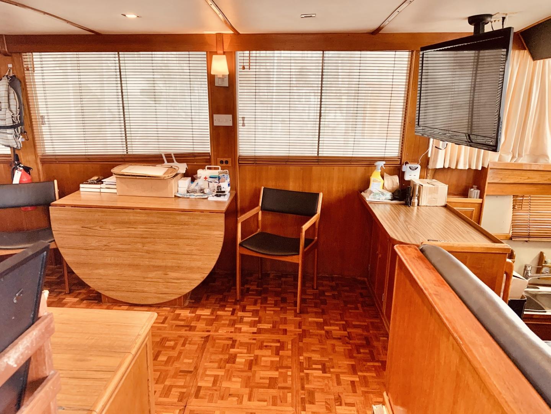 Grand Banks-49 Motor Yacht 1984-Little Red Scottsboro-Alabama-United States-1544083 | Thumbnail