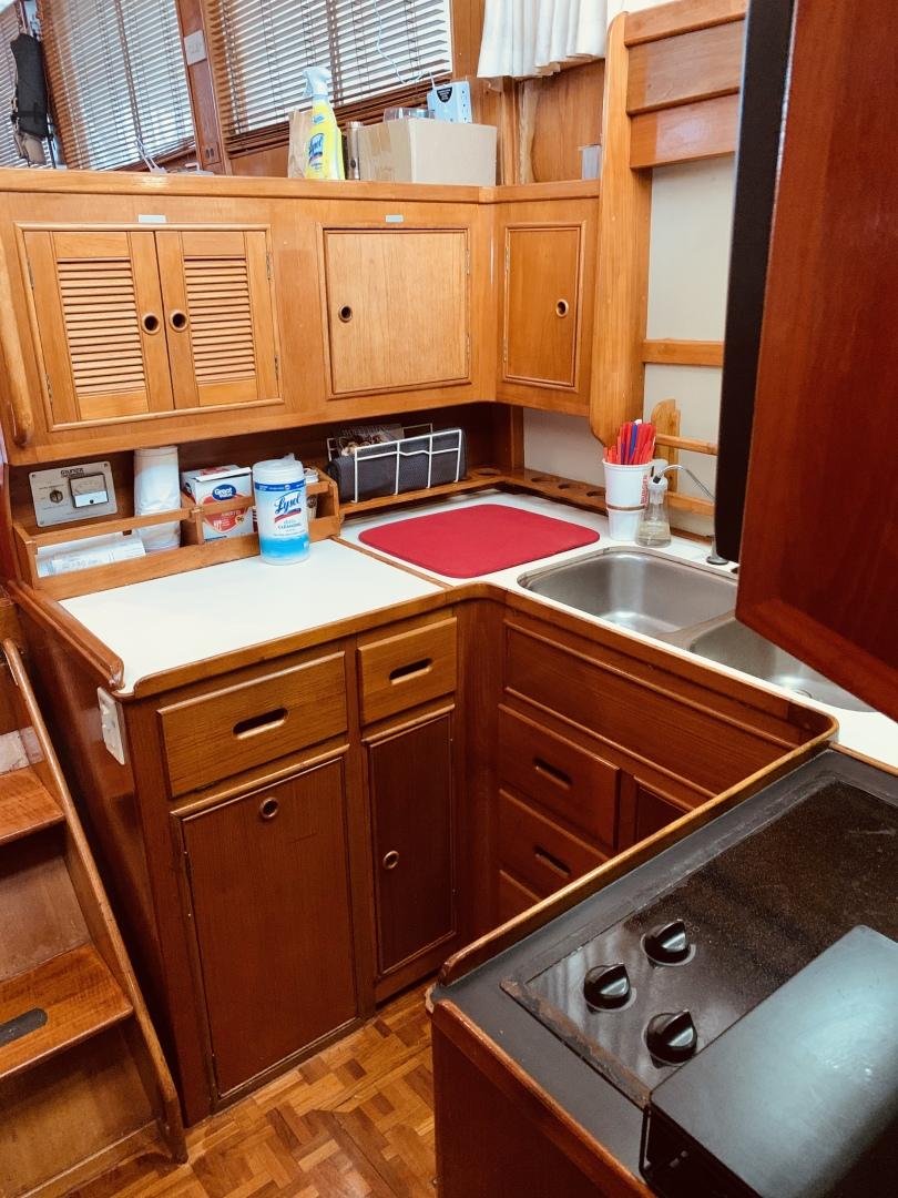 Grand Banks-49 Motor Yacht 1984-Little Red Scottsboro-Alabama-United States-1544108 | Thumbnail