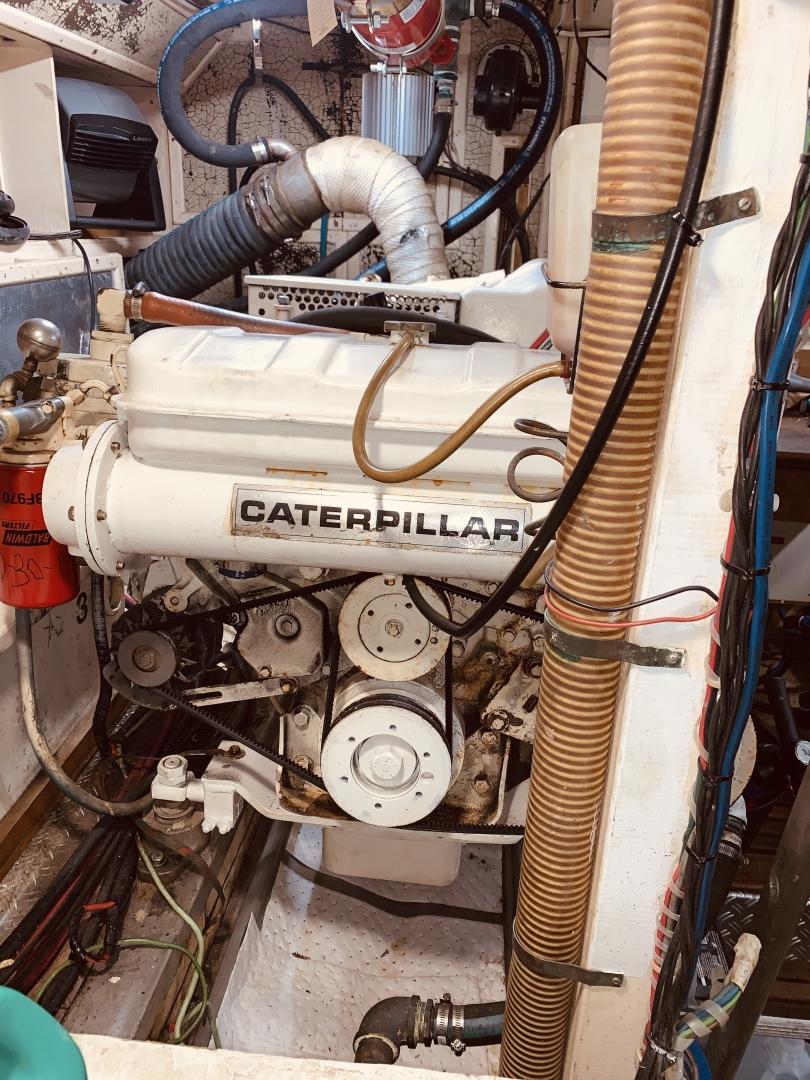 Grand Banks-49 Motor Yacht 1984-Little Red Scottsboro-Alabama-United States-1544132 | Thumbnail