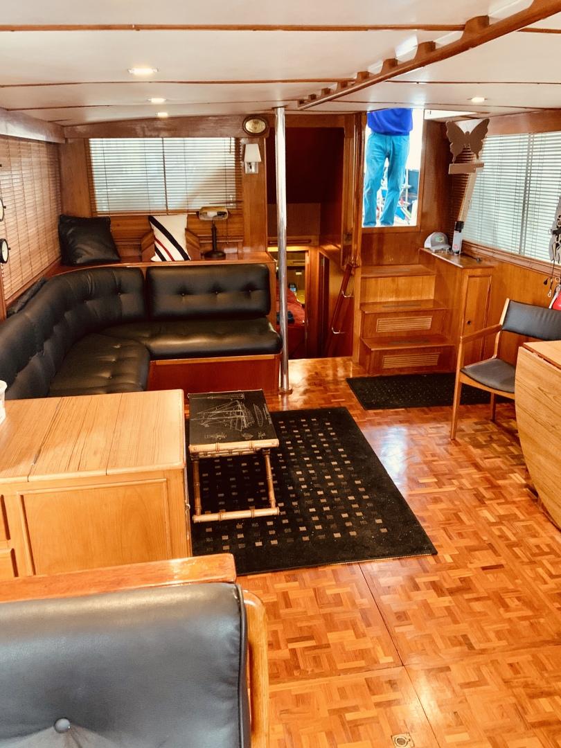 Grand Banks-49 Motor Yacht 1984-Little Red Scottsboro-Alabama-United States-1544078 | Thumbnail