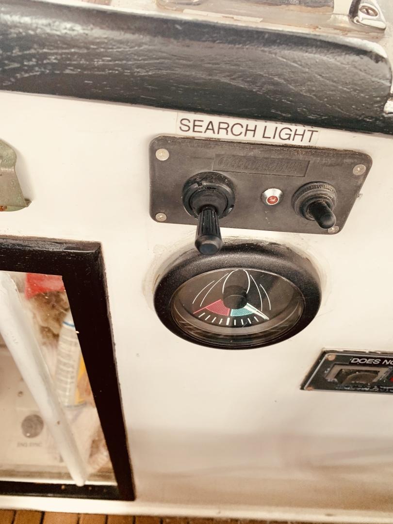 Grand Banks-49 Motor Yacht 1984-Little Red Scottsboro-Alabama-United States-1544050 | Thumbnail