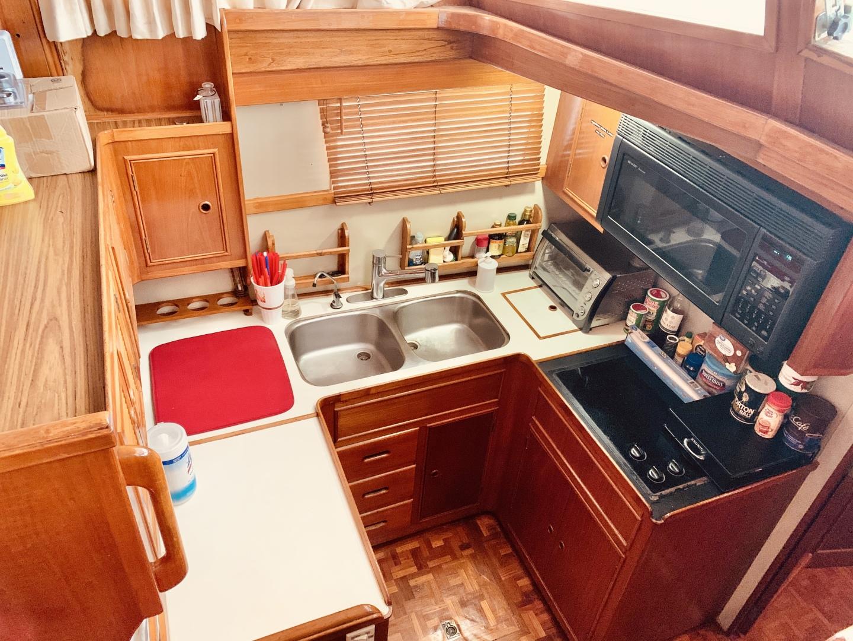 Grand Banks-49 Motor Yacht 1984-Little Red Scottsboro-Alabama-United States-1544107 | Thumbnail