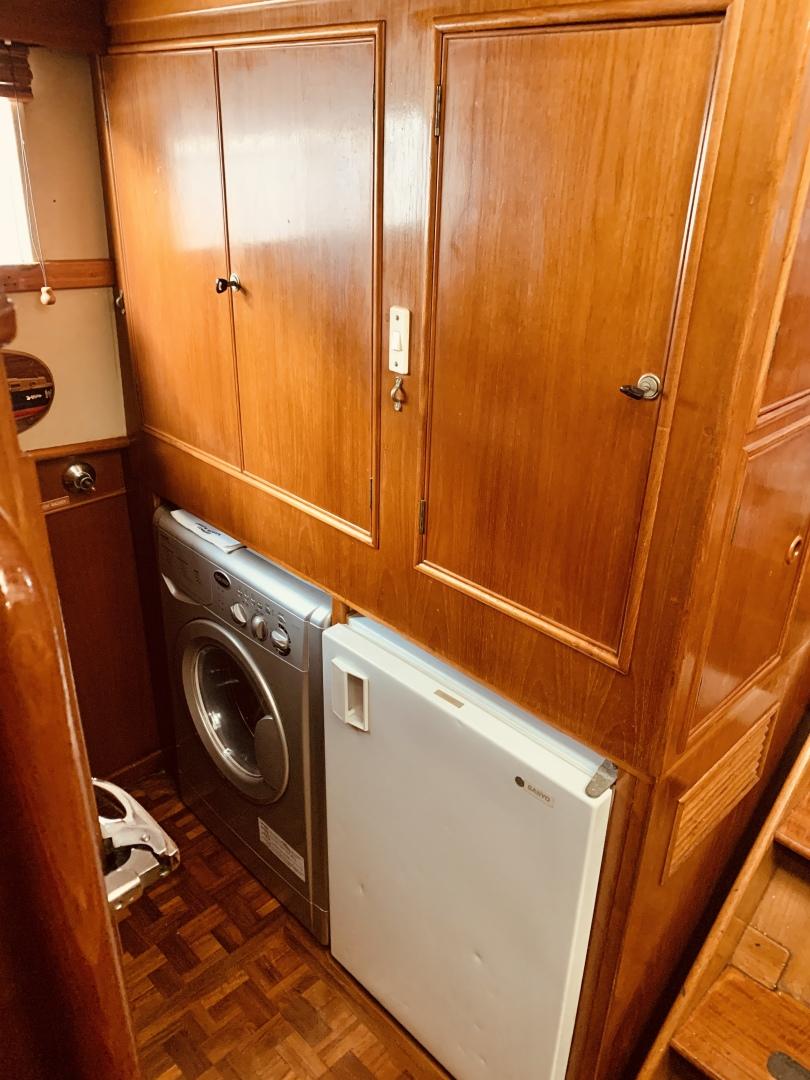 Grand Banks-49 Motor Yacht 1984-Little Red Scottsboro-Alabama-United States-1544102 | Thumbnail