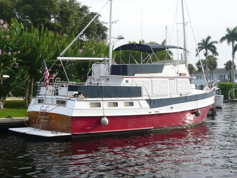 Grand Banks-49 Motor Yacht 1984-Little Red Scottsboro-Alabama-United States-1543969 | Thumbnail